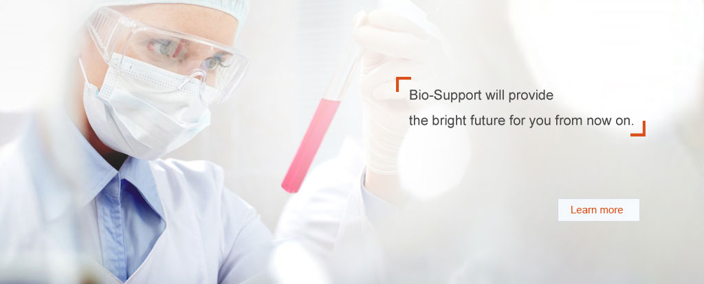 About Bio-Support